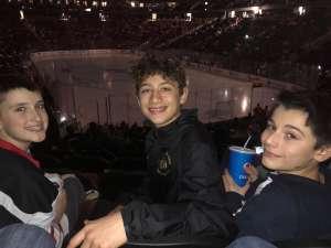 Laura attended New Jersey Devils vs. Detroit Red Wings - NHL on Feb 13th 2020 via VetTix