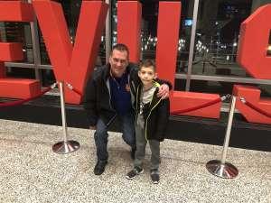 Joseph attended New Jersey Devils vs. Detroit Red Wings - NHL on Feb 13th 2020 via VetTix