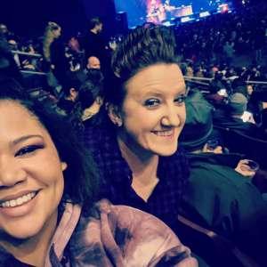 Justine attended 100. 3 the Edge Presents: Korn & Breaking Benjamin on Feb 12th 2020 via VetTix