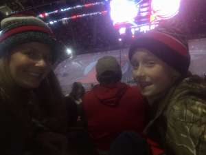 Carolyn attended New Jersey Devils vs. Columbus Blue Jackets on Feb 16th 2020 via VetTix