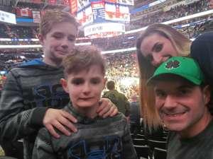 John attended Washington Wizards vs. Cleveland Cavaliers - NBA on Feb 21st 2020 via VetTix