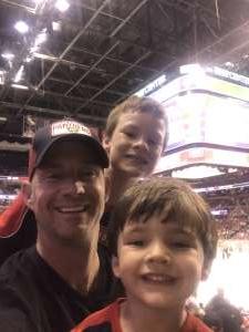 Shawn attended Florida Panthers vs. Philadelphia Flyers - NHL on Feb 13th 2020 via VetTix