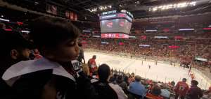 Fernando attended Florida Panthers vs. Philadelphia Flyers - NHL on Feb 13th 2020 via VetTix