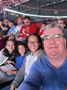John Todd attended Florida Panthers vs. Philadelphia Flyers - NHL on Feb 13th 2020 via VetTix