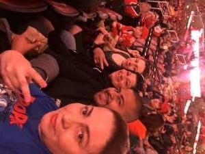 Jane attended Florida Panthers vs. Philadelphia Flyers - NHL on Feb 13th 2020 via VetTix