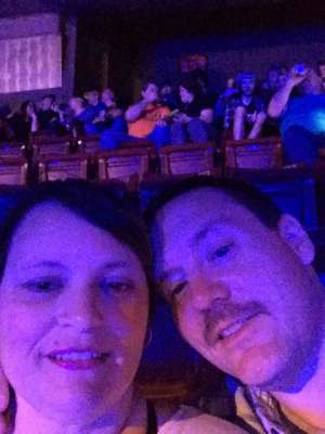April attended Kiss: End of the Road World Tour on Feb 11th 2020 via VetTix