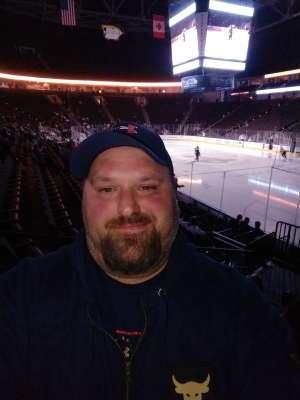 Robert attended Jacksonville Icemen vs. Norfolk Admirals - ECHL on Feb 26th 2020 via VetTix
