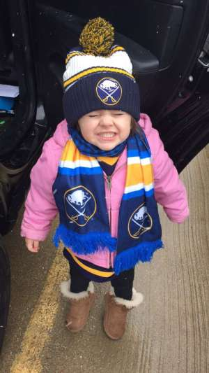 Collin attended Buffalo Sabres vs. Columbus Blue Jackets - NHL on Feb 13th 2020 via VetTix