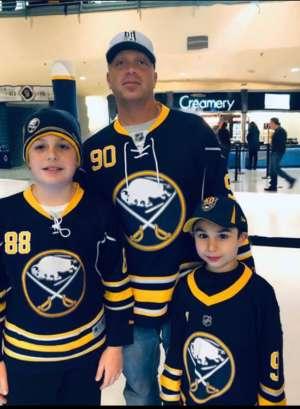 Jason attended Buffalo Sabres vs. Columbus Blue Jackets - NHL on Feb 13th 2020 via VetTix