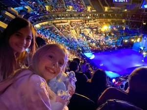 Ryan W attended Disney on Ice Presents Mickey's Search Party on Mar 5th 2020 via VetTix