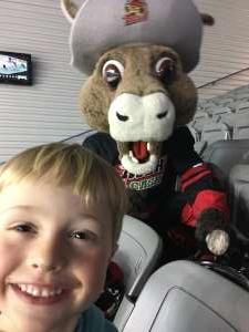 Dan attended Rapid City Rush vs Tulsa Oilers - ECHL on Feb 28th 2020 via VetTix
