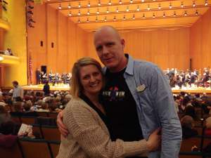 Kelly attended Sketches of Spain on Mar 7th 2020 via VetTix