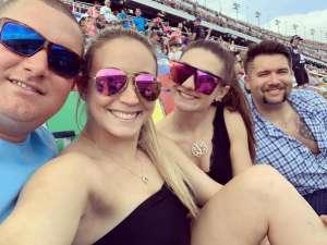 FREDDIE attended Daytona 500 - NASCAR Monster Energy Series on Feb 16th 2020 via VetTix