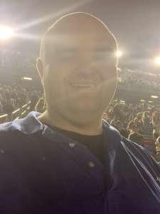 Anthony attended Daytona 500 - NASCAR Monster Energy Series on Feb 16th 2020 via VetTix
