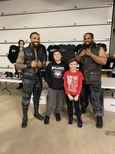 Joe attended Mcw Winter Blast 2020 - Wrestling on Mar 7th 2020 via VetTix