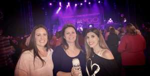 jeremy attended Kygo's Fan Jam Series Presents Valentines Day W/ Eli Young Band on Feb 14th 2020 via VetTix