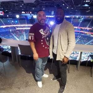 Juan attended Pac-12 Men's Basketball Tournament - Session 1 on Mar 11th 2020 via VetTix
