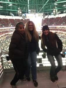 Traci attended Anaheim Ducks vs. Calgary Flames - NHL on Feb 13th 2020 via VetTix