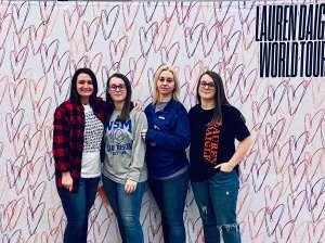 medic336 attended Lauren Daigle World Tour on Feb 28th 2020 via VetTix