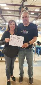 Joel⅖ attended 67th Annual Parada Del Sol Rodeo on Mar 5th 2020 via VetTix