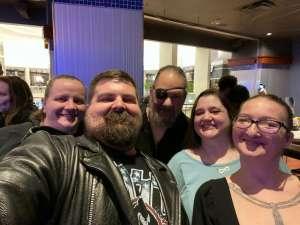 Jack attended Rick Bronson's House of Comedy on Feb 29th 2020 via VetTix