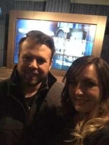 Kelsey attended Rick Bronson's House of Comedy on Mar 6th 2020 via VetTix