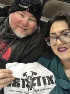 Walter  attended Jacksonville Icemen vs. Greenville Swamp Rabbits - ECHL on Mar 8th 2020 via VetTix