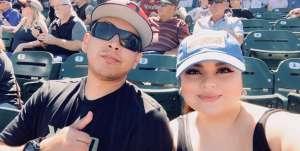 A. Valle attended Arizona Diamondbacks vs Kansas City Royals - MLB ** Spring Training ** on Mar 9th 2020 via VetTix