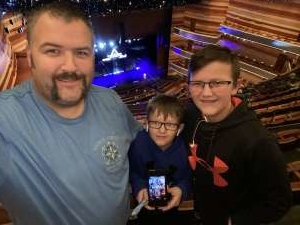 Eric attended The Illusionists on Feb 15th 2020 via VetTix