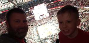 Ben attended Chicago Bulls vs. Dallas Mavericks - NBA on Mar 2nd 2020 via VetTix