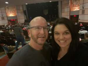 Mark attended George Thorogood and The Destroyers