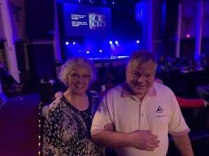 Dennis Moore attended Steven Curtis Chapman: Scc Solo on Mar 5th 2020 via VetTix
