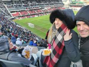 John attended DC United vs. Colorado Rapids - MLS on Feb 29th 2020 via VetTix