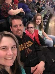 Andrew attended Disney on Ice - Road Trip Adventures on Mar 12th 2020 via VetTix