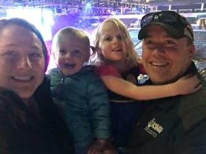 TJ attended Disney on Ice - Road Trip Adventures on Mar 12th 2020 via VetTix