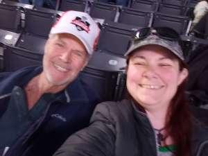 Casey J attended Charlotte Checkers vs. Utica Comets- AHL on Mar 7th 2020 via VetTix
