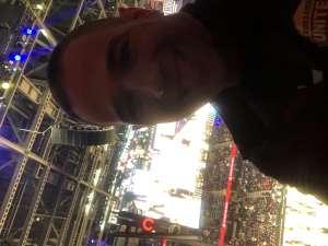 Randy  attended Cleveland Cavaliers vs. Boston Celtics - NBA on Mar 4th 2020 via VetTix