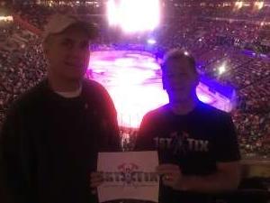 Randy  attended Florida Panthers vs. Calgary Flames - NHL on Mar 1st 2020 via VetTix