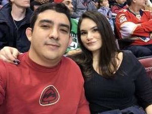 GH attended Florida Panthers vs. Calgary Flames - NHL on Mar 1st 2020 via VetTix