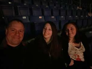 Damian attended The Lumineers - III the World Tour on Feb 26th 2020 via VetTix