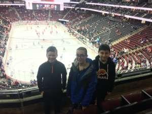 Rob attended New Jersey Devils vs. St. Louis Blues - NHL on Mar 6th 2020 via VetTix