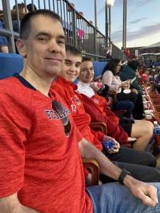 Bryan G attended FC Dallas vs. Philadelphia Union - MLS on Feb 29th 2020 via VetTix