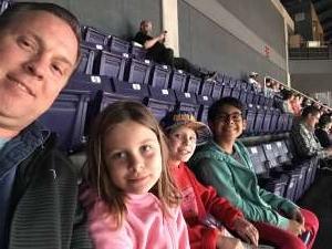 JD attended Phoenix Suns vs. LA Clippers - NBA on Feb 26th 2020 via VetTix