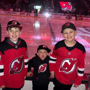 Ryan attended New Jersey Devils vs. Pittsburgh Penguins - NHL on Mar 10th 2020 via VetTix