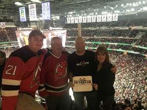 Brian attended New Jersey Devils vs. Pittsburgh Penguins - NHL on Mar 10th 2020 via VetTix