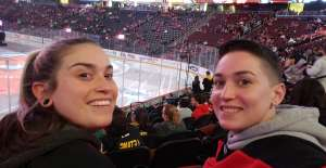 Tyler attended New Jersey Devils vs. Pittsburgh Penguins - NHL on Mar 10th 2020 via VetTix
