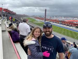 Robert attended Auto Club 400 - NASCAR Cup Series on Mar 1st 2020 via VetTix