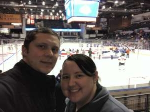 Jeff attended Rochester Americans vs Binghamton Devils - AHL on Mar 11th 2020 via VetTix