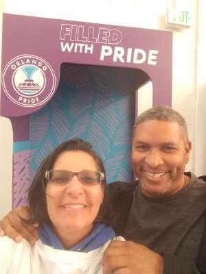 Lisa attended Orlando City SC vs. Real Salt Lake - MLS *** Post-game Concert Ft. Ally Brooke *** on Feb 29th 2020 via VetTix