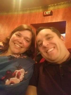 Jason attended Josh Turner on Mar 12th 2020 via VetTix